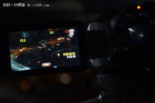 玩转慢速录制 JVC GS-TD1实拍视频解析