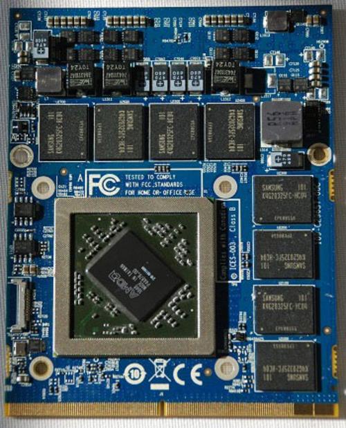 架构无变化 AMD发HD 7000M系列图形芯片