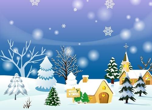 新鲜出炉 海量精美圣诞节主题图片素材