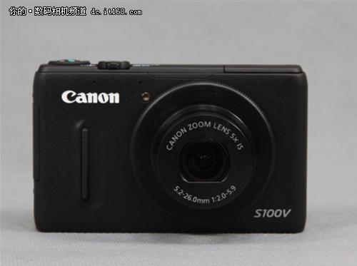 便携准专业相机 佳能S100V优惠促销2970