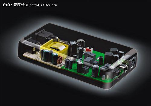 小音箱也有大不同 hivi惠威a30电路解析