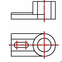浩辰CAD图纸教程之中心线功-IT168机械专折钉怎么装软件图片