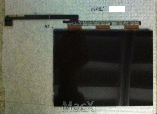 后壳泄露iPad3将会更厚 配高质量摄像头