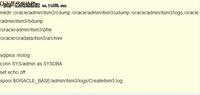 unix下Oracle创建实例的方法
