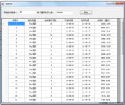 C#源码共享:多线程测试SQL代码访问速度