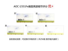 IPS广视角+两用底座 AOC i2351Fe