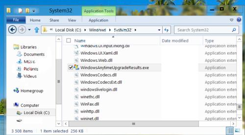 开启Windows8的AeroLite Glass视觉主题