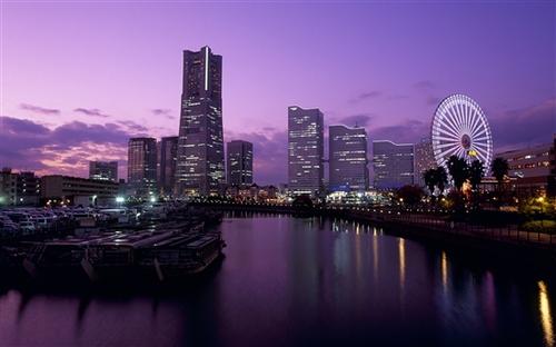 微软发win7新主题《日本的黄昏与黎明》
