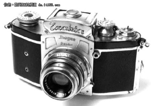 百年成就艰辛路 单反相机发展历程史记