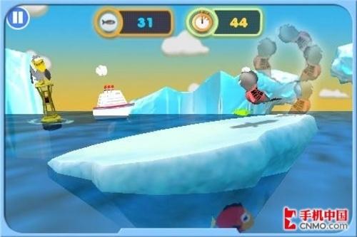 精美重力小游戏 3d饥饿小海豹试玩体验