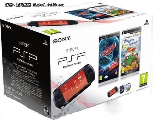 欧洲玩家有福气!新PSP同捆版即将发售