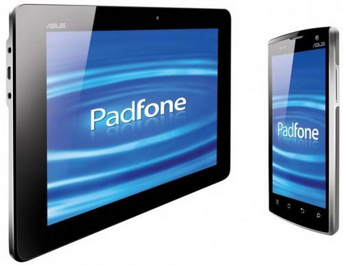 创新设计 华硕Padfone将在2012MWC发布