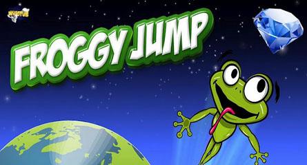 搞笑欢乐无限 青蛙跳跃简单评测