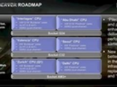 勇敢面对  AMD停止开发当前皓龙Socket