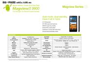 亮相MWC大会 酷派9900联手谷歌海外发布