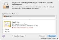 Mac新型木马卷土重来 Java漏洞罪魁祸首