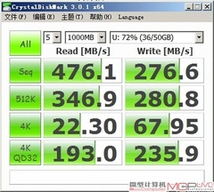 "53ac8d6794b8fa4c - 解开""衰减""之谜 SSD性能恢复有绝招"