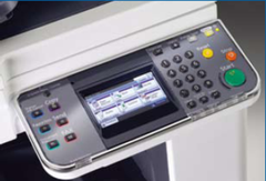 彩色新办公 京瓷C8025MFP低价16000元