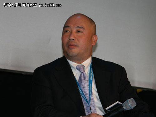 杨叙升任Intel全球副总裁兼中国区总裁