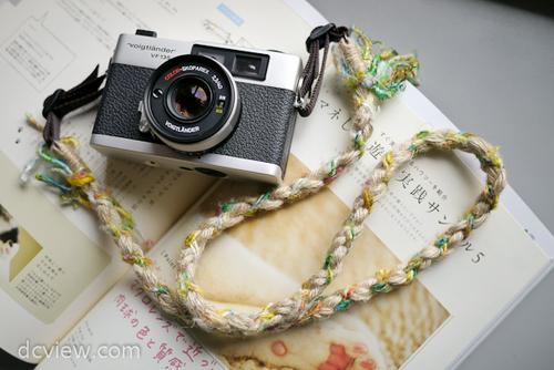 手工制作相机带,怎么diy小清新相机带