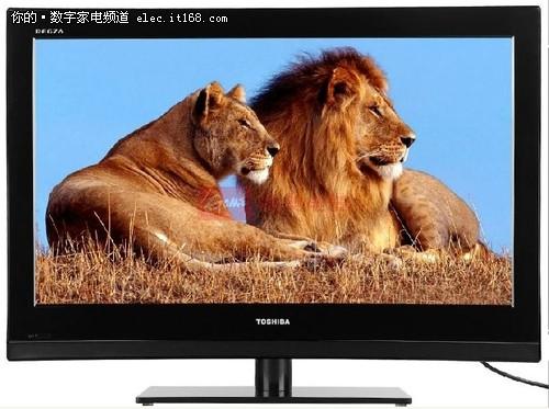 智能感光 东芝32a100c液晶电视直降200