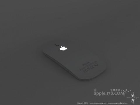 iphone5最新概念设计欣赏