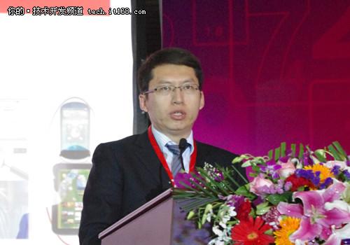 韩征:联想移动解决方案的三大战略
