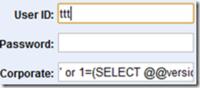 身边的隐患 SQL注入全过程实况转播