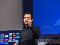 微软演示Windows To Go:U盘中运行Win8
