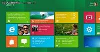 微软发布Windows8消费者版开始按钮消失