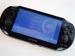 双操作四核掌上游戏机 索尼PSV售1580元