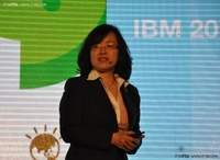 IBM 社交商务论坛:神州数码客户分享