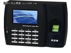 [重庆]时尚型指纹考勤机 中控K28仅679