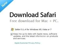苹果发布Safari 5.1.4正式版 优化性能