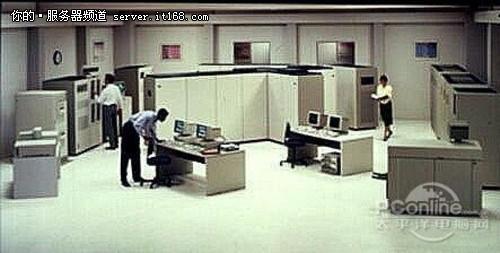 IBM大型机发展历史