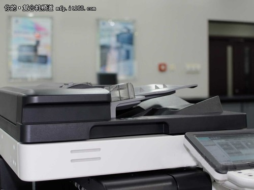83 A3幅面复印机 自动输稿器-柯尼卡美能达bizhub283 产品特点解析