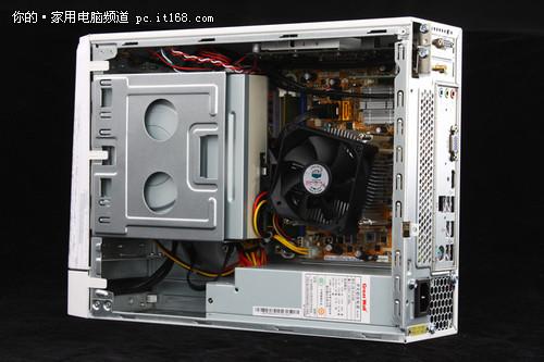 计算机侧面结构图