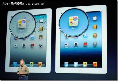 新iPad屏幕成功背后:超高孔径液晶技术