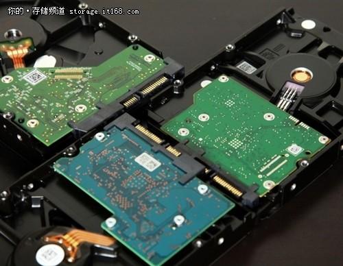 希捷西数日立三款单碟1TB硬盘对比评测
