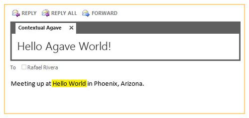 "微软办公软件Office 15""Agaves""简介"