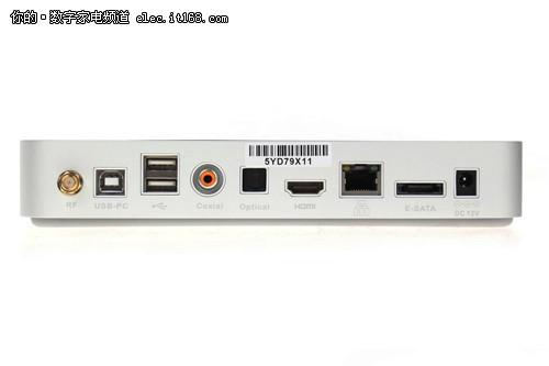 乐视S32外观与端口