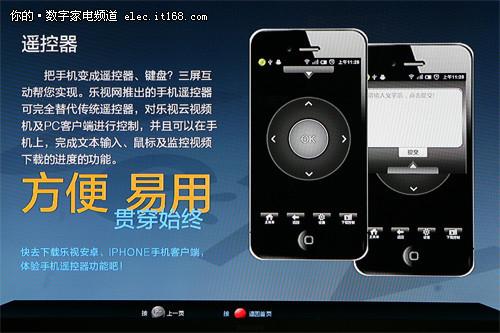 乐视S32云功能介绍