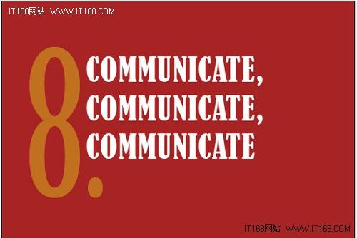 分布式开发成功秘笈:沟通更重要