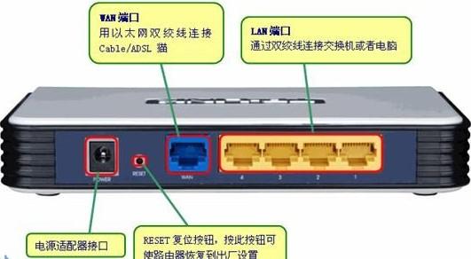 静态IP、固定IP的路由器上网设置