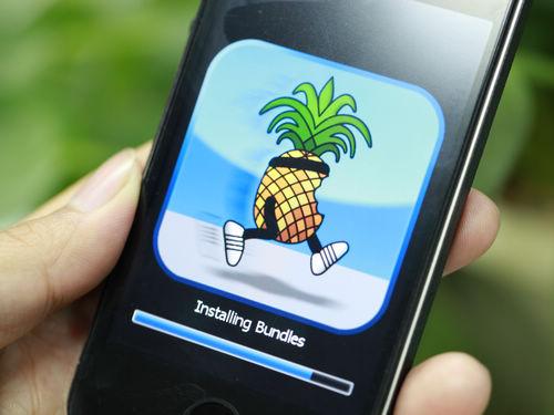 越狱 教程 iphone4/(图片内容非iPhone4截图,仅供参考)...