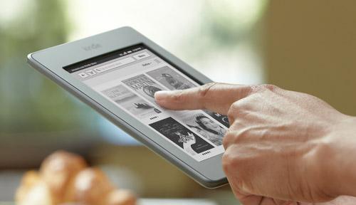亚马逊Kindle Touch 3G提前一周出货