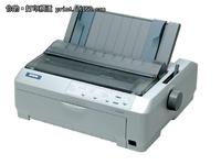 领先的打印速度 爱普生LQ-590K售1750元
