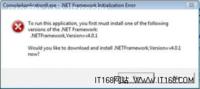 Windows 8 运行.NET 3.5:最佳框架部署