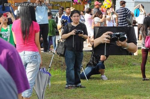 尼康3D相机! 谍照惊现马来西亚