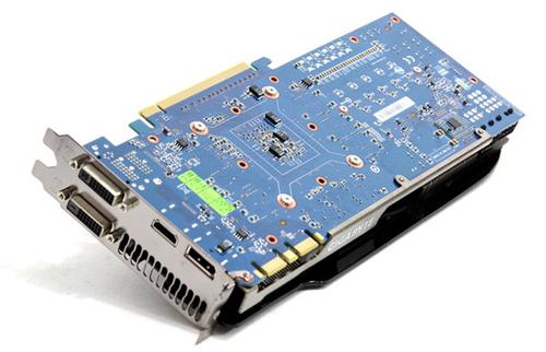 仍是公版设计 技嘉GTX 680 OC显卡亮相